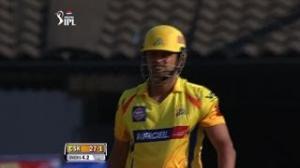 Suresh Raina scores Maiden Ton - CSK vs KXIP - PEPSI IPL 6 - Match 45
