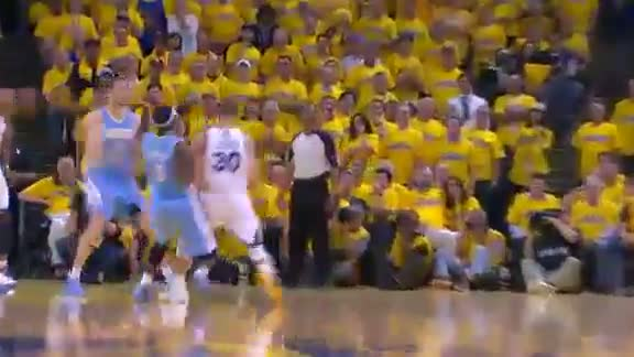 Warriors Take The Series - May 2, 2013 - Nuggets Vs Warriors - Game 6 - NBA Playoffs 2013