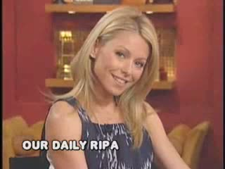 Kelly Ripa - How to Pose for the Perfect Picture