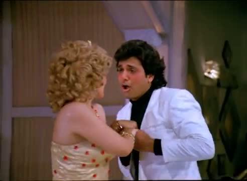 Chori Chori Aap Mere Dil Mein - Mandakini, Govinda - Aakhri Baazi - Bollywood Club Song