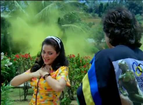 Aate Aate Aagaye - Govinda, Mandakini, Kunal, Sonam - Superhit Romantic Song - Aakhri Baazi