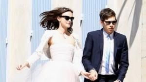 Keira Knightley Ties the Knot