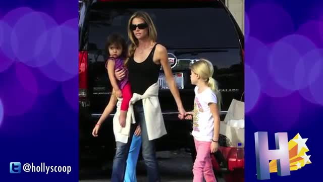 Denise Richards Going To Court To Keep Brooke Mueller's Kids?