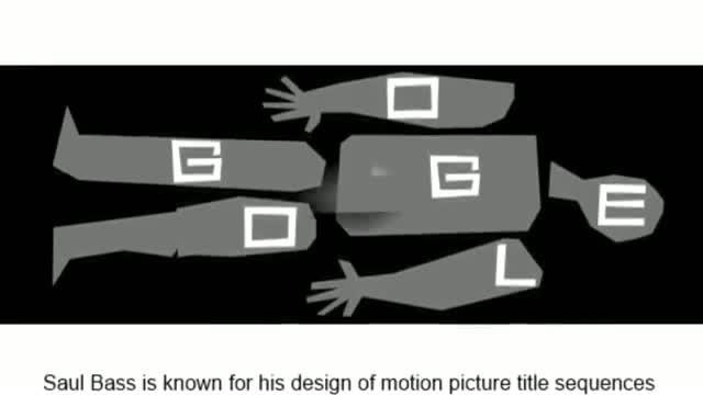 Saul Bass Google Doodle [HD]