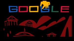 Google Doodle celebrates work of graphic designer Saul Bass with video tribute