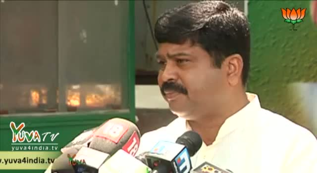 Shri Dharmendra Pradhan byte on Karnataka election result 2013 : 08.05.2013