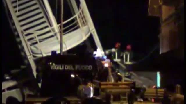 7 Dead in Italian Cargo Ship Accident