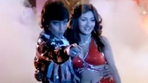 Maine Kaha Tha Main Aaunga - Mithun Superhit Dance Song - Aamne Samne