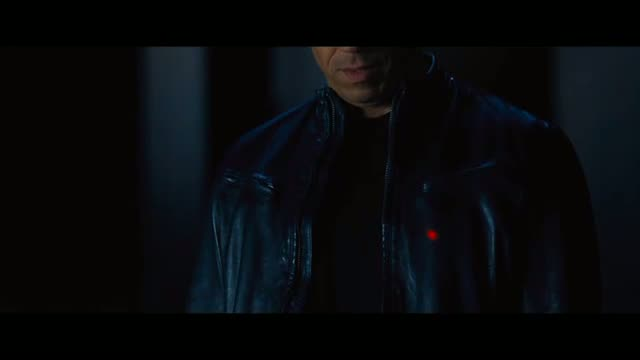 Fast & Furious 6 - Shaw threatens Dom's family