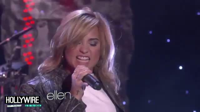 Demi Lovato Nervous About Releasing New Album 'Demi'!?