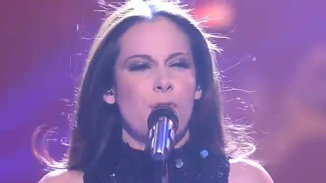 Caterina Torres Sings If I Were A Boy: The Voice Australia Season 2
