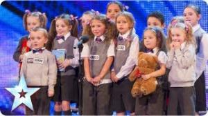 PreSkool the adorable dance troupe hit the Stage - Week 5 Auditions - Britain's Got Talent 2013