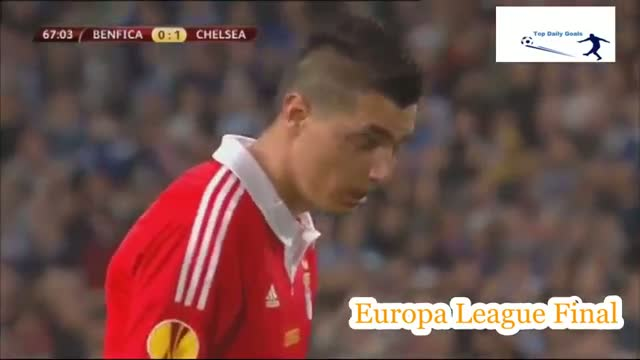 Chelsea vs Benfica 2-1 (Europa League Final* 2013)