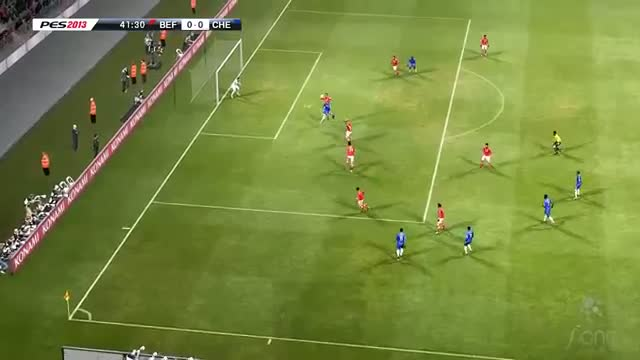 Benfica vs Chelsea 15-05-13 Highlights Final Europa League Pronostico Pes