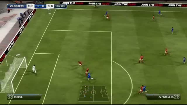 Chelsea-Benfica 2-1 All Goals & Highlights 2013.05.15. FINAL Europa League (Prediction FIFA 13)
