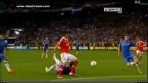 Benfica vs Chelsea 1-2 - Benfica 1-2 Chelsea - All Goals & Full Highlights HQ 15/05/2013