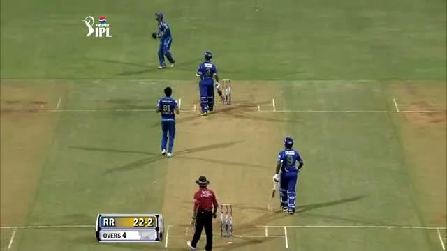 Best Bowling by Dhawal Kulkarni - MI vs RR - PEPSI IPL 2013 - Match 66