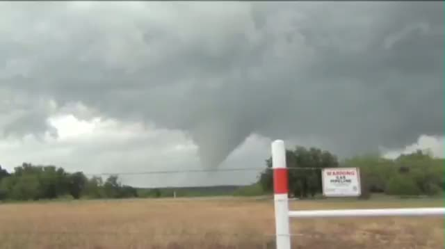 Storm Chasers Catch Deadly Texas Twisters
