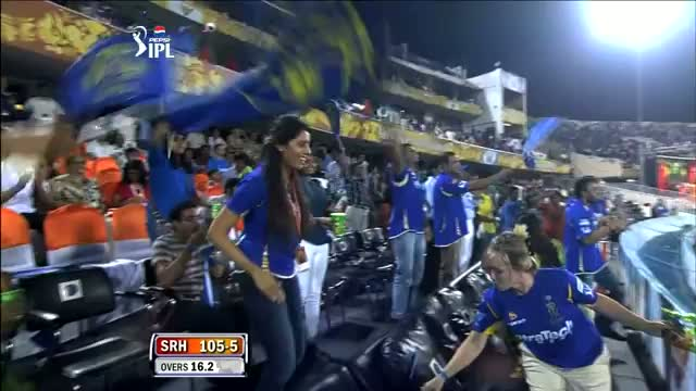 James Faulkner (Best Bowling) - SH vs RR - PEPSI IPL 6 - Match 68