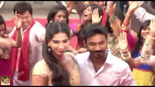 Raanjhanaa Title Track ft Dhanush & Sonam Kapoor OUT!