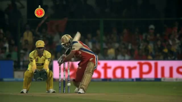Incredible Match Moments - Best Bowling (2nd Inning) - RCB vs CSK - PEPSI IPL 6 - Match 70