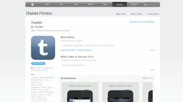 Analyst: Tumblr Fills Void in Yahoo's Offerings