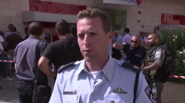 Bank Shooting Rampage in Israel Kills 4