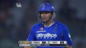 Brad Hodge (Best Batting) - SH vs RR - PEPSI IPL 6 - Eliminator Match