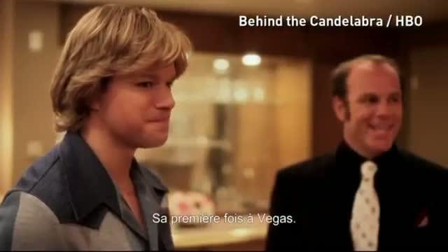 Michael Douglas cries at Cannes: Michael Douglas sheds a tear as he talks about his cancer