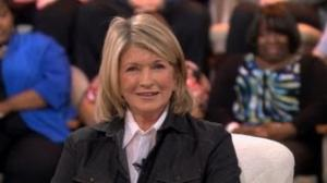 Dr. Oz Plays Matchmaker for Martha Stewart