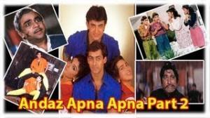 Andaz Apna Apna Sequel (Revisit The Original)