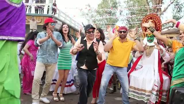 Main Taan Aidaan Hi Nachna - Full Song Audio - Yamla Pagla Deewana 2