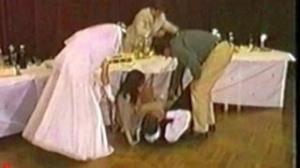 Funny Wedding Falls & Slips