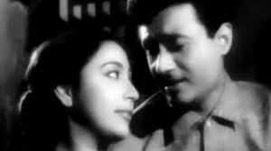 Tasveer Teri Dil Mein - Best Classic Romantic Song - Dev Anand, Mala Sinha - Maya