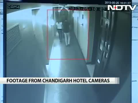 Hotel CCTV footage shows Sreesanth, Chavan meeting bookie: report
