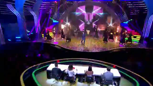 The Hills Are Alive with Martin Healey - Semifinal 1 - Britain's Got Talent 2013