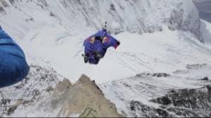 Mount Everest base jump: Russian daredevil Valery Rozov sets new world record