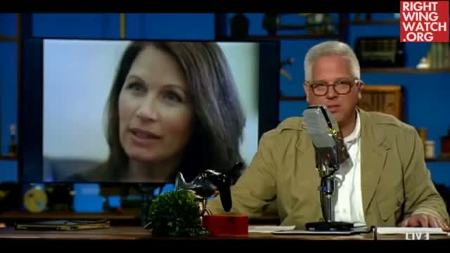 Glenn Beck: Michele Bachmann Getting Out of 'Chernobyl' With Her Honor and Integrity In Tact