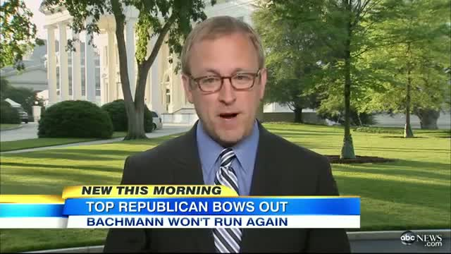 Michele Bachmann Won t Run for Re Election Minnesota Rep , Tea Party Star Announces in Video