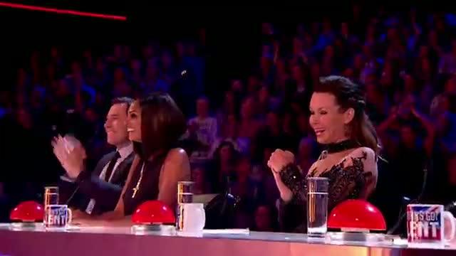 Meat Diva impressionists of the stars - Semi-Final 2 - Britain's Got Talent 2013