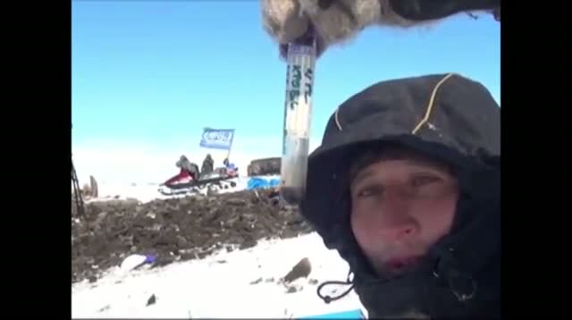 Russians Find Mammoth Carcass With Liquid Blood