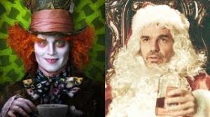 'Alice In Wonderland' & 'Bad Santa' Sequels Find Directors