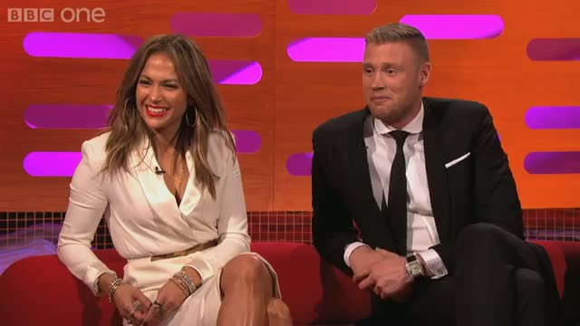 Jennifer Lopez Tries to Understand Cricket - The Graham Norton Show: Series 13 Episode 9