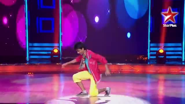 India's Dancing SuperStar - Ep 11 - Subhranil gives a Beautiful Performance