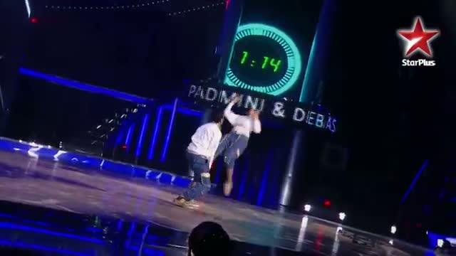 India's Dancing SuperStar - Ep 11 - Padmini and Debashish give a brilliant performance