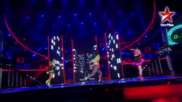 India's Dancing SuperStar - Ep 12 - Sarvesh gives an entertaining performance