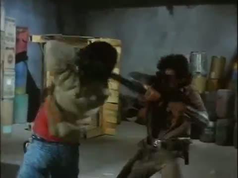 Govinda Superhit Action Scene - Bhagyawan (1994)