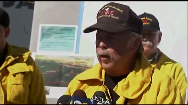 Authorities: Most Fire Evacuees Can Return Home