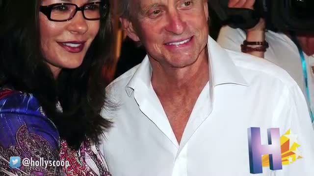 Michael Douglas Says Oral $ex Could Be To Blame For His Throat Cancer