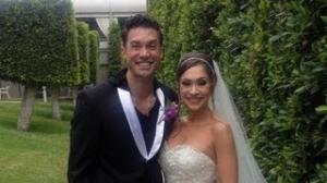 """American Idol"" Couple Ties the Knot"
